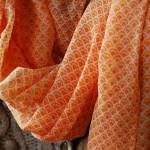 Paris Vintage #3 un foulard aux notes seventies