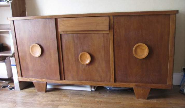 Buffet bois original vintage 190euros ameublement ille - Bon coin 87 meubles ...