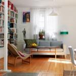 Un appartement scandinave authentique et chaleureux