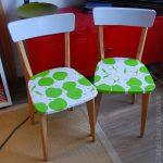 Une deuxième vie pour les chaises bistrot