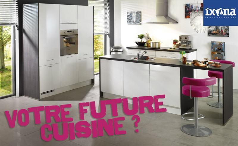 Cuisine quip e l 39 atelier azimut - Jeu concours cuisine ...