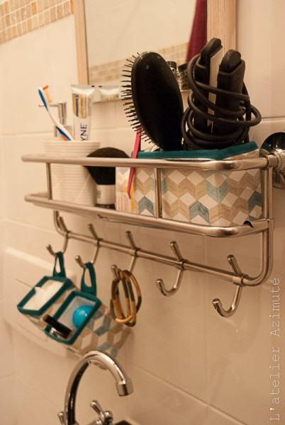 l atelier azimute salle de bains apres 8 - Salle De Bain Accessoire Ikea