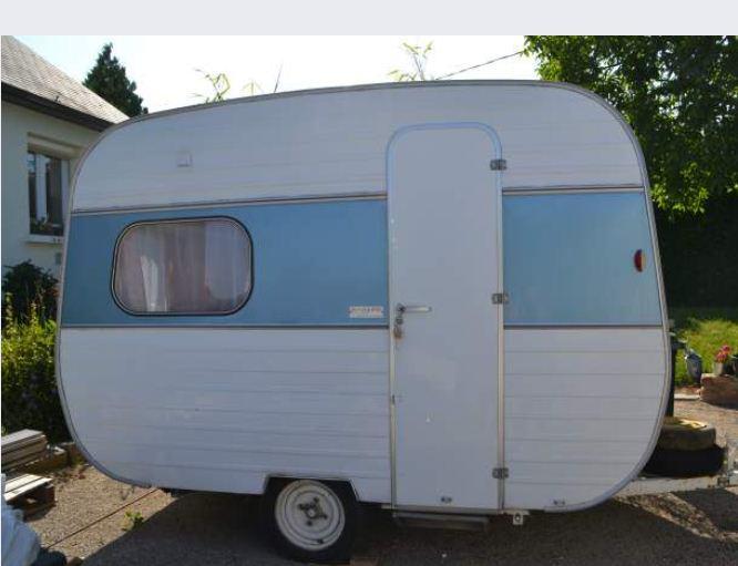 caravane vintage pictures. Black Bedroom Furniture Sets. Home Design Ideas