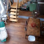 Visite déco chez Camille : style fifties revisité
