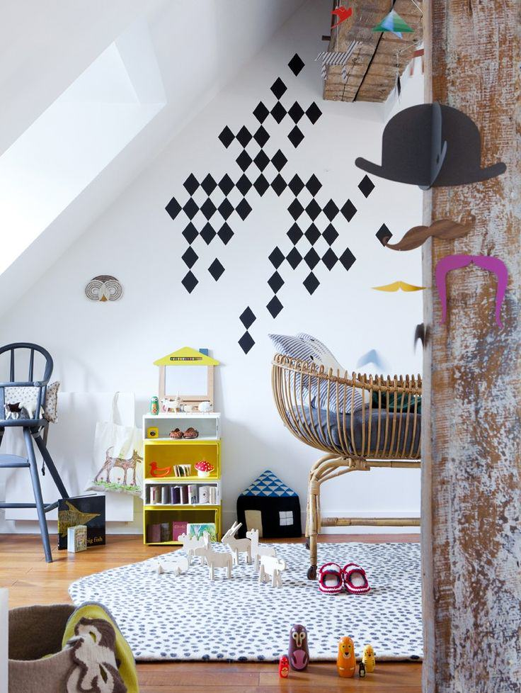 losanges-au-mur-diy-motifs