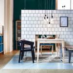 Collection Nornäs IKEA : Bois, verre et lignes pures