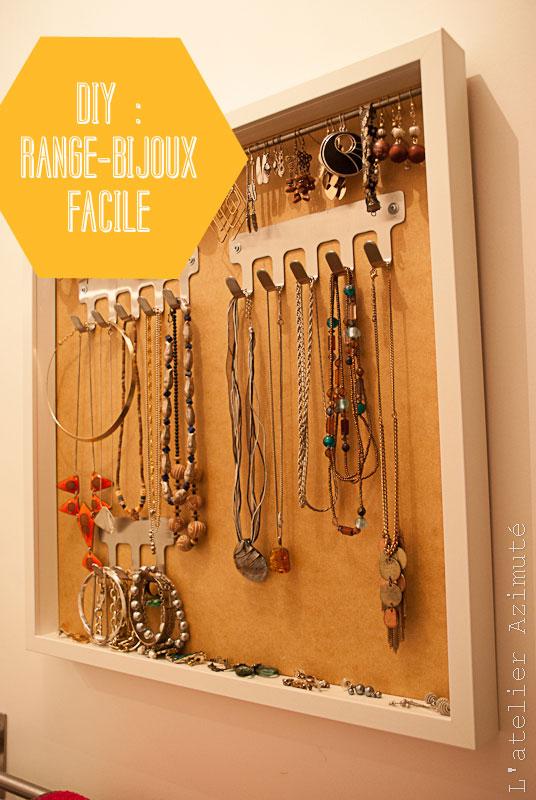 tuto diy un porte bijoux facile l 39 atelier azimut. Black Bedroom Furniture Sets. Home Design Ideas