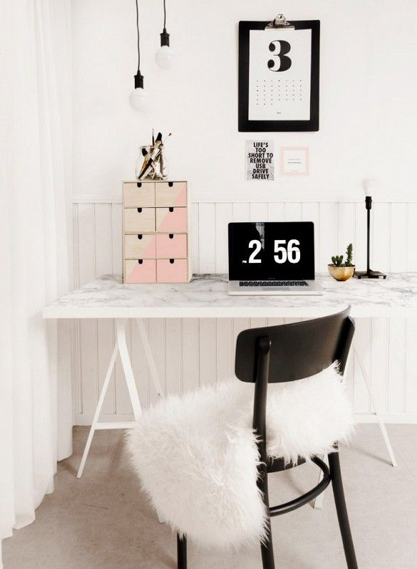 tendances le marbre en force dans la d co l 39 atelier azimut. Black Bedroom Furniture Sets. Home Design Ideas