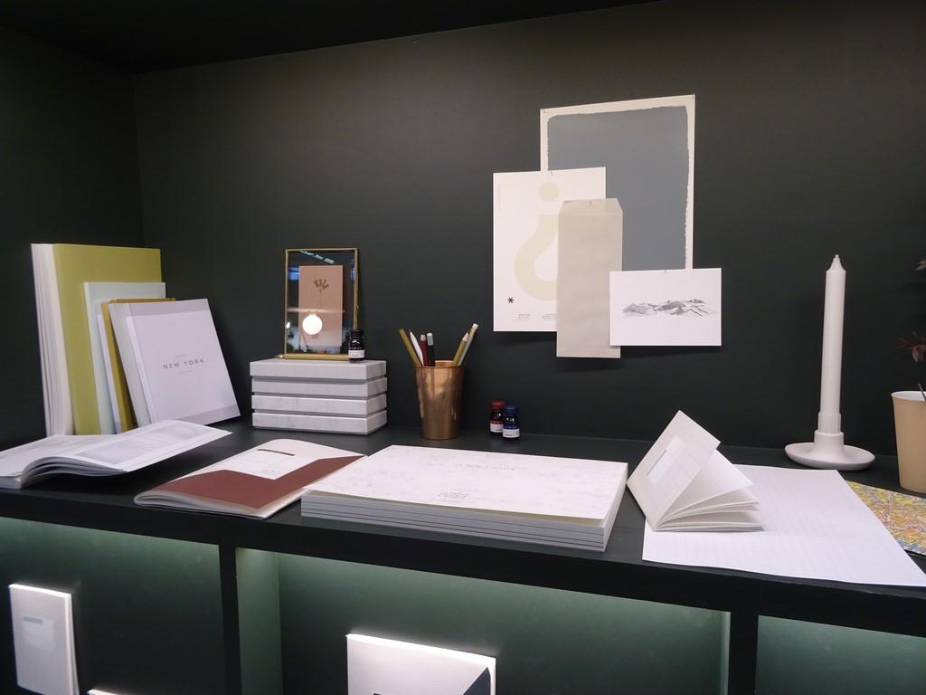 maison objet c t papeterie l 39 atelier azimut. Black Bedroom Furniture Sets. Home Design Ideas