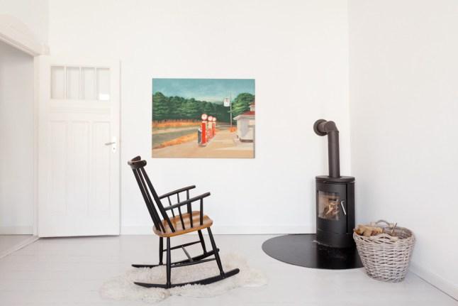 Visite d co un appartement minimaliste berlin l 39 atelier azimut - Appartement a berlin ...