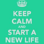Nouvelle vie, me voilà !