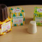 {Green} Test des shampoings et déo solides Lamazuna