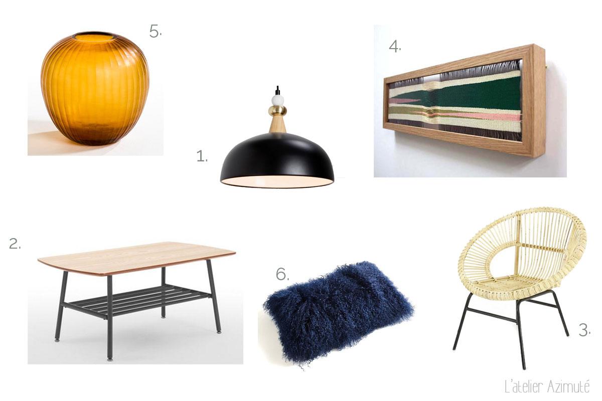 l 39 atelier azimut d coration vintage simplicit volontaire bien tre. Black Bedroom Furniture Sets. Home Design Ideas