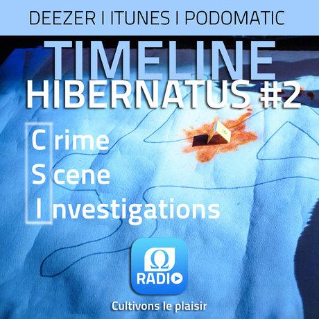 Top 10 podcasts L'atelier Azimuté - Timeline