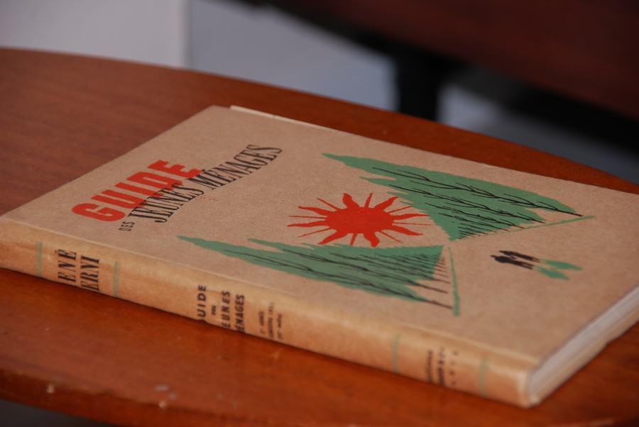 Guide des jeunes ménages vintage 1951