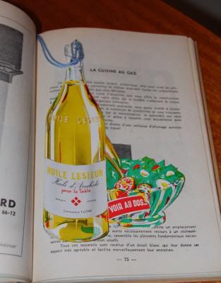 coupon cadeau lesieur vintage 1951