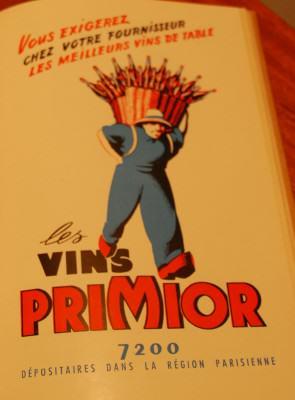 pub retro vins primior