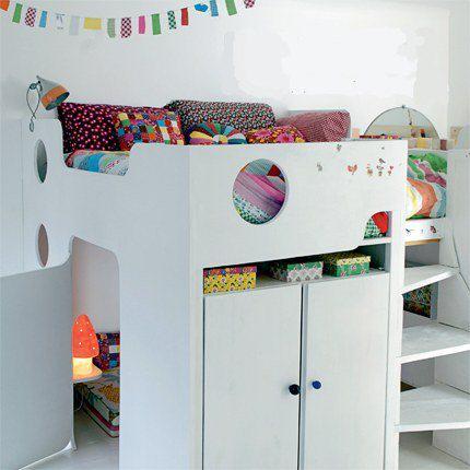 Chambre des enfants chez les créateurs de Petit Pan