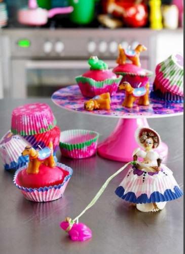 Rice moules à cupcakes