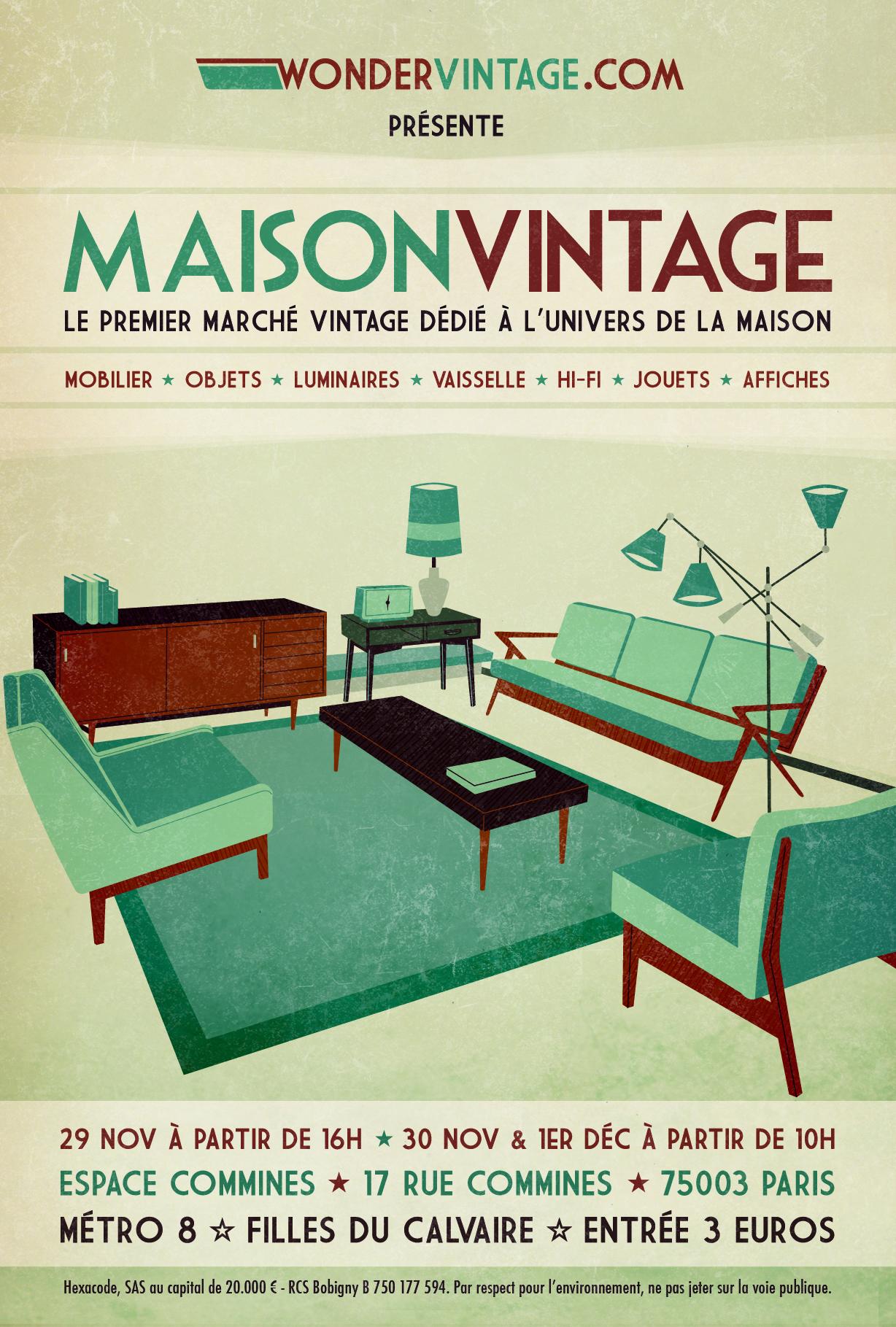 Maison-Vintage
