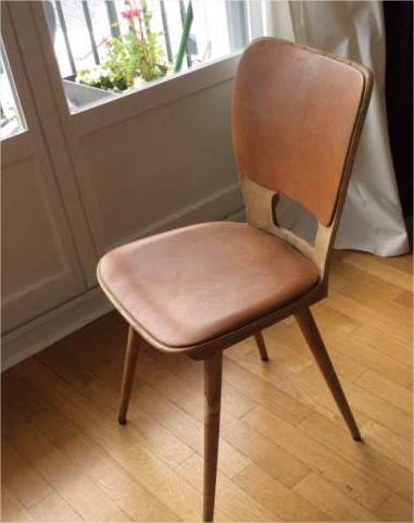 Chaise vintage Ameublement Hauts-de-Seine - leboncoin.fr - Google Chrome