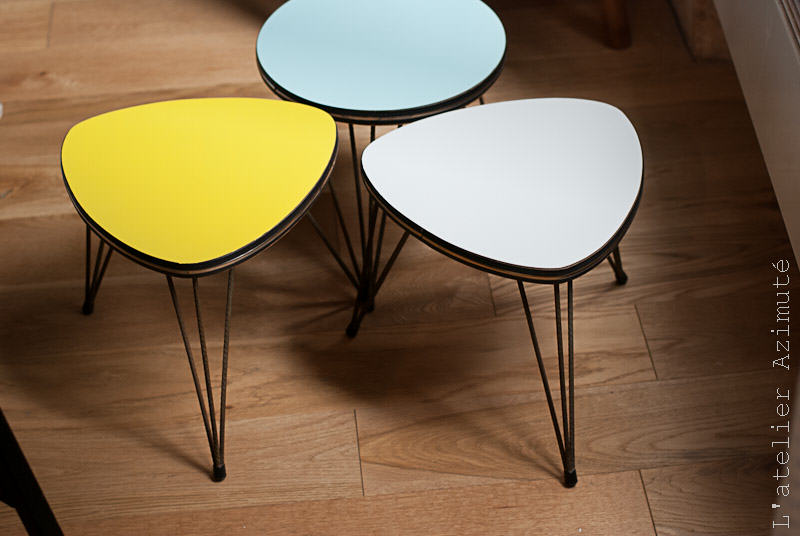 customisation de meuble L\'atelier Azimuté