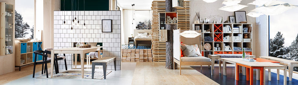 Ikea nornas ambiance