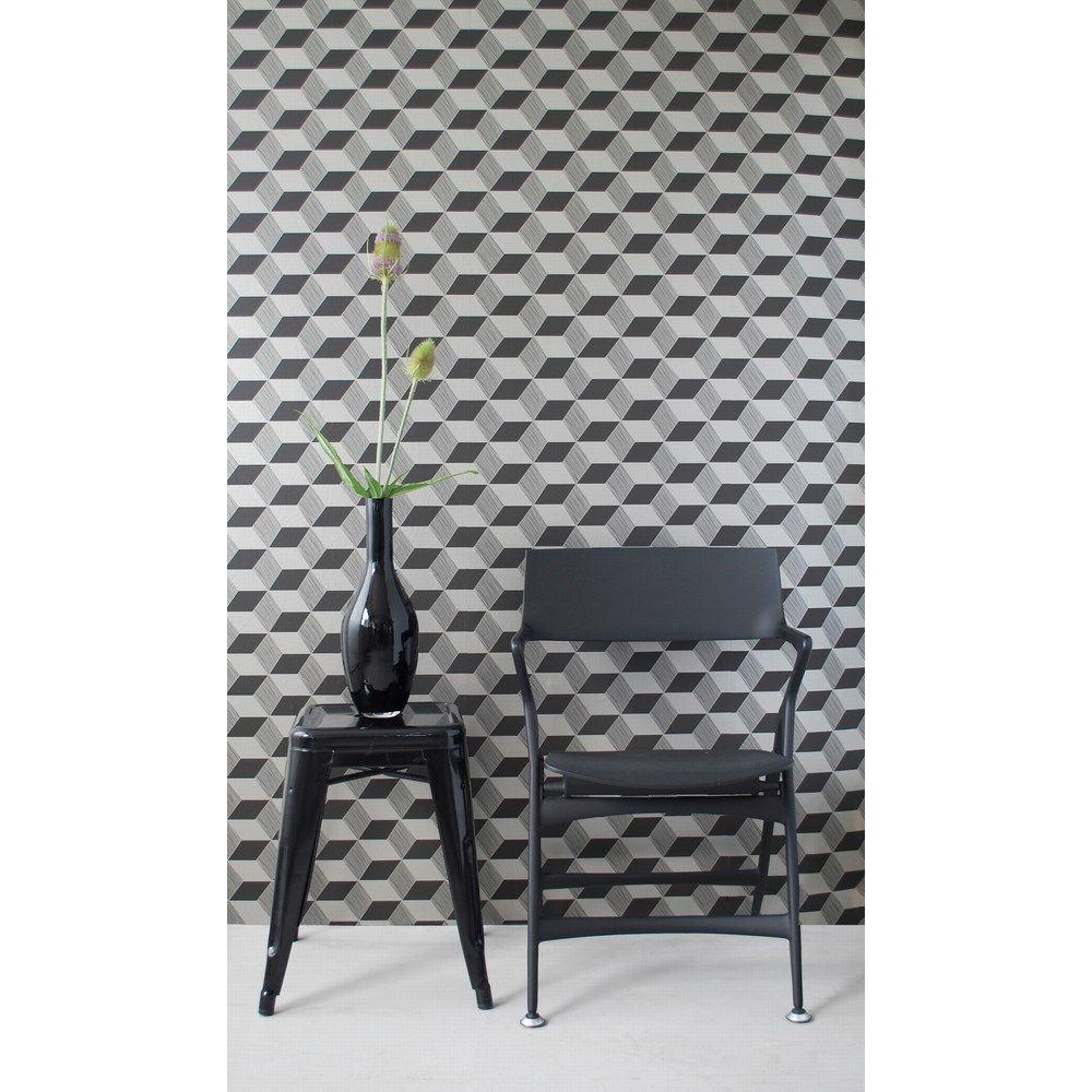 papier-peint-squares-ferm-living