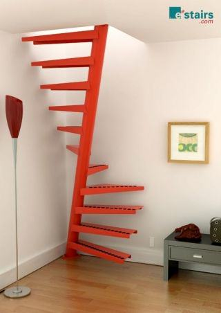 escalier-gain-place-rouge