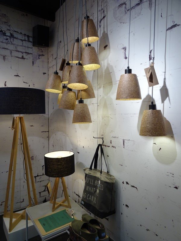 Good & Mojo lampes bois