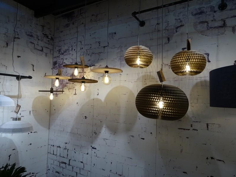 Good & Mojo lampes papier et liège
