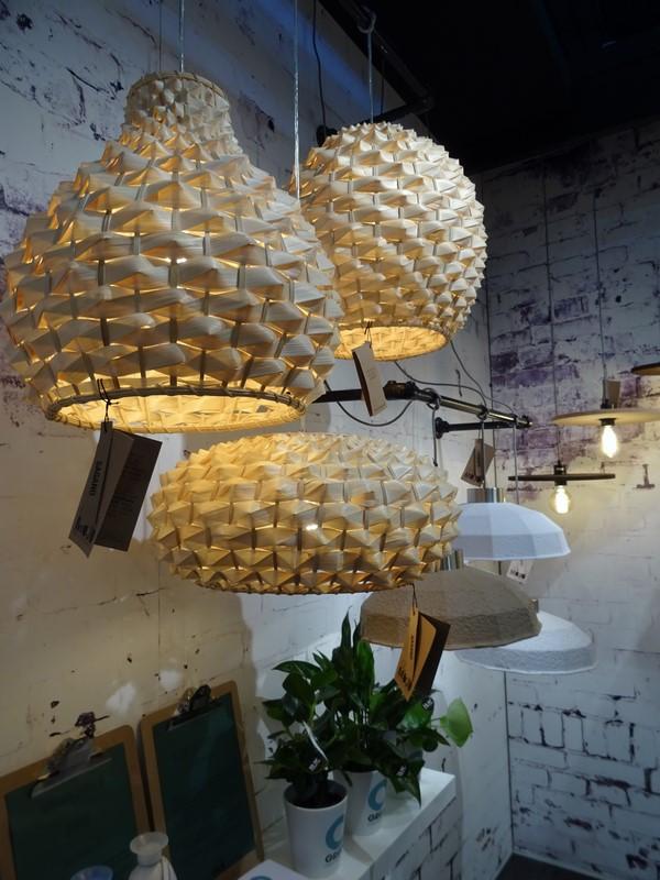 Good & Mojo lampes bambou