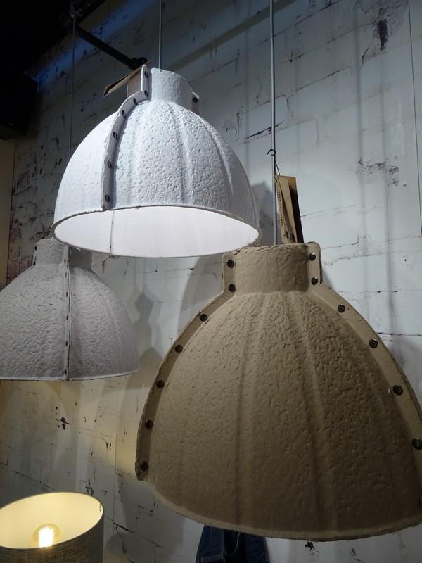 Good & Mojo lampes pate à papier