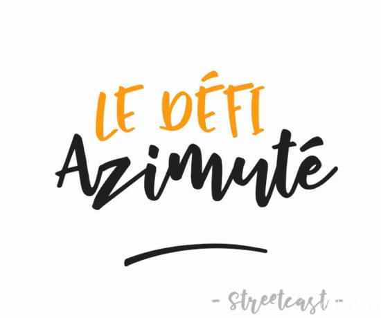 challenge remise en forme podcast streetcast Le Défi Azimuté