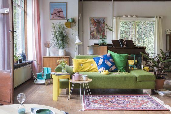 5 idées pour intégrer le vert dans sa décoration