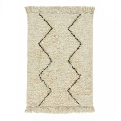 Tapis style berbère en laine, Nyborg