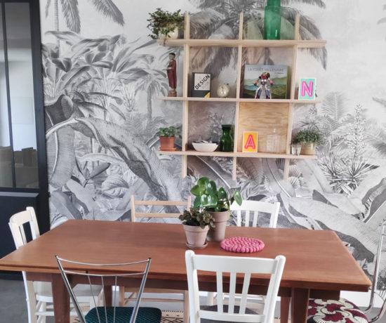 Maison, déco, vintage L\'atelier Azimuté