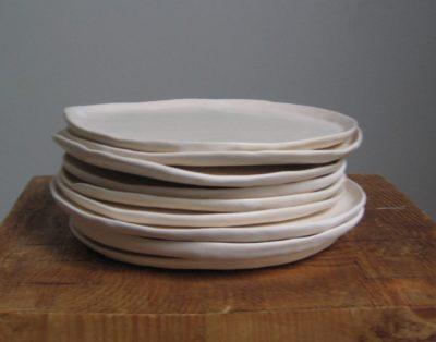 Assiettes en céramique - Argiles